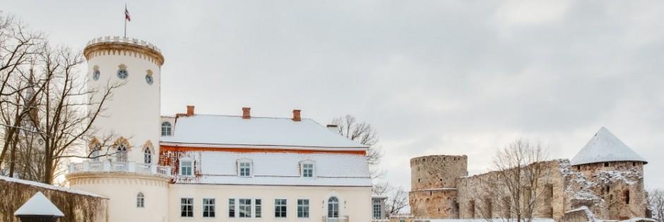 <p>В тщательно отреставрированных исторических интерьерах Цесисского Нового замка устроена увлекательная и современная экспозиция, повествующая об особом значении Цесиса в истории Латвии.</p>