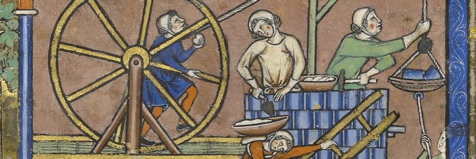<p>While large-scale conservation works are undergoing at the castle, Medieval Days on 25-26 August will look into how castles were built 800 years ago.</p>