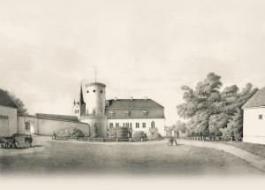 Jauna pils vesture_Emanuela fon Ziversa zimejums 1856