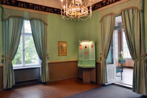 Jauna pils vesture_ekspozicija pili pec restaracijas